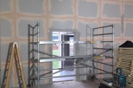Ombygning ældrecenter i Middelfart
