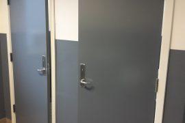 Toiletbygning ITW Middelfart